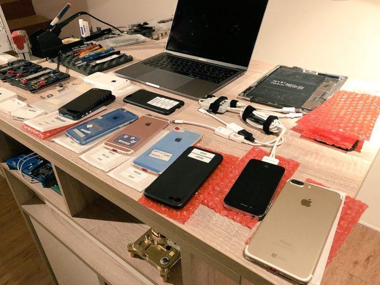 iPhone Apple versión desarrollador