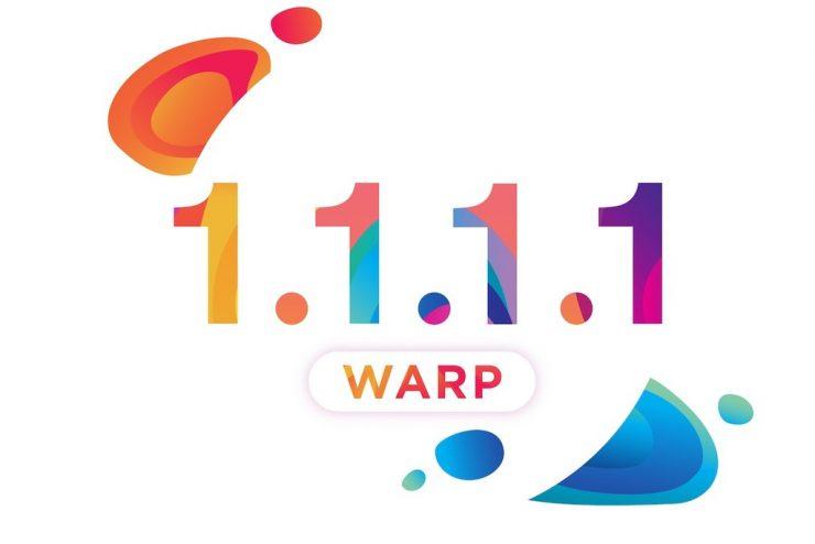 1.1.1.1 Warp Cloudflare