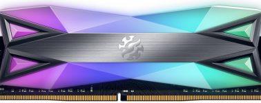 ADATA XPG Spectrix D60G: Memorias de alto rendimiento con doble iluminación RGB