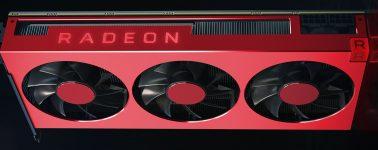 La GPU AMD Big Navi llegaría en dos variantes con 12GB/16GB de memoria VRAM GDDR6