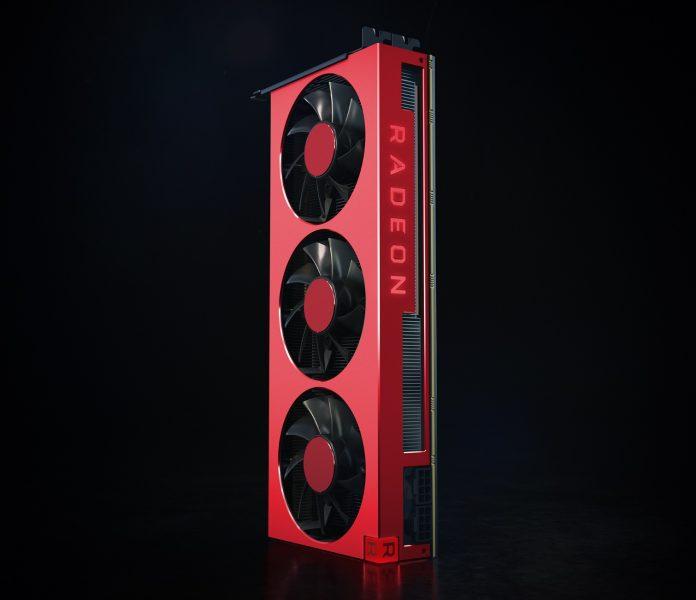 AMD Radeon VII Gold Edition