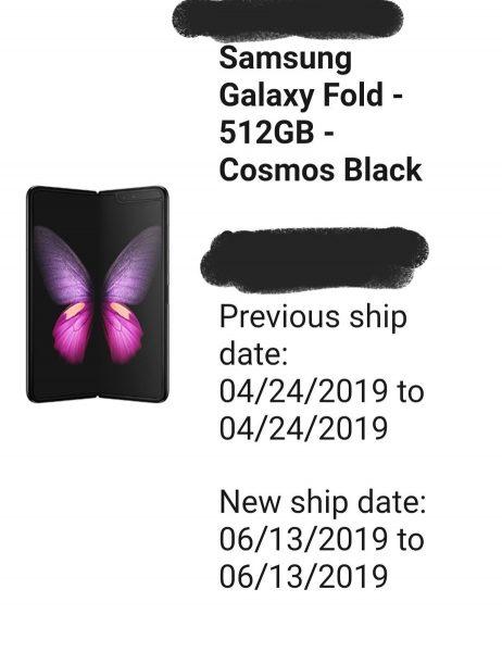 AT&T Galaxy Fold