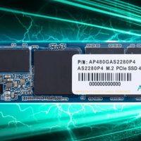 Apacer AS2280P4: El primer SSD M.2 NVMe de la compañía es de alto rendimiento