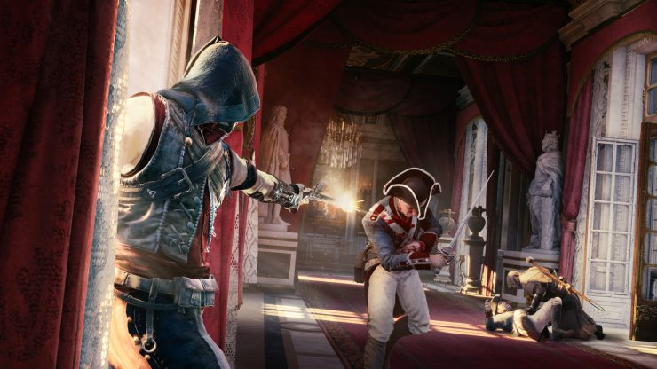 Assassin's Creed: Unity gratis