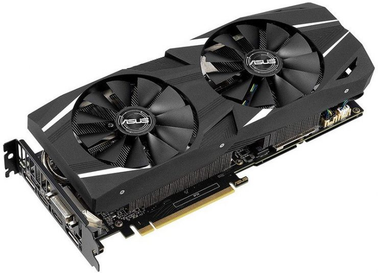 Asus GeForce RTX 2060 Dual OC 1 740x535 0