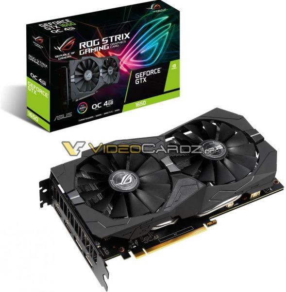 ROG STRIX OC GeForce GTX 1650