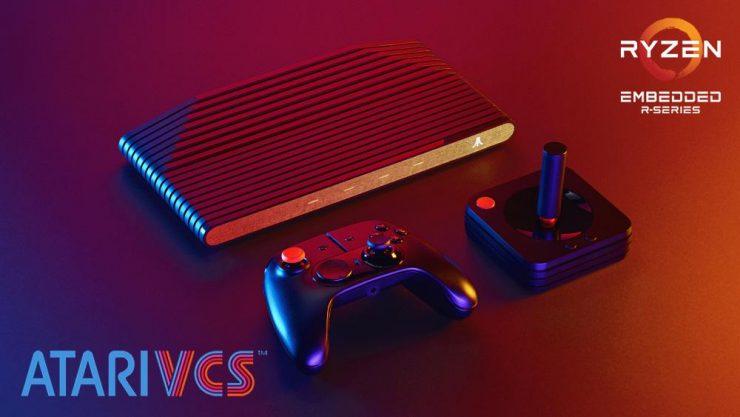 Atari VCS con Ryzen Embedded 740x417 0