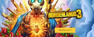 La Epic Games Store permitirá finalmente predescargar el Borderlands 3