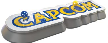 Capcom Home Arcade: Consola arcade con un chasis muy particular