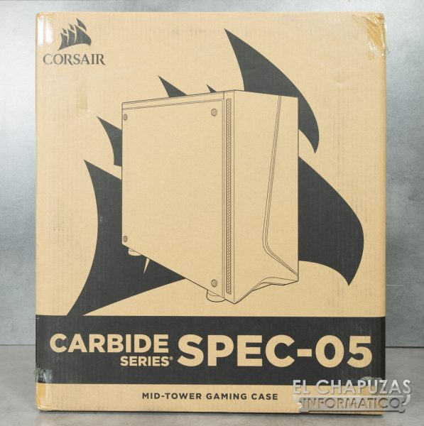 Corsair Carbide SPEC-05 - Embalaje 1