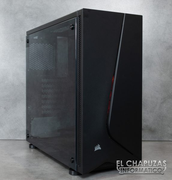 Corsair Carbide SPEC-05 - Exterior 1