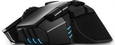Corsair lanza su Ironclaw RGB Wireless, la versión inalámbrica del modelo original