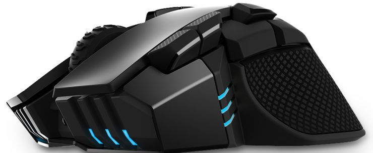 Corsair Ironclaw RGB Wireless - Oficial