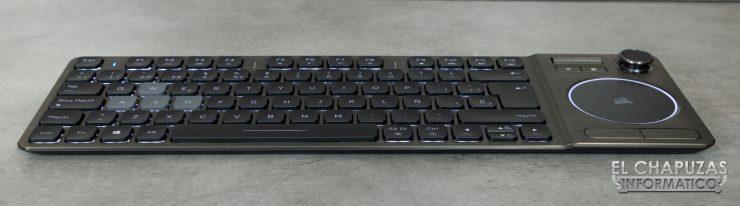 Corsair K83 - Vista 1