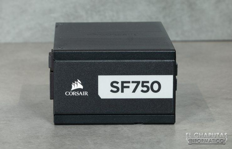Corsair SF750 - Exterior 3