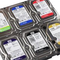 El envío de discos duros mecánicos caerá en torno a un 50% durante el 2019