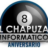 Hoy es día de celebración, El Chapuzas Informático cumple 8 años