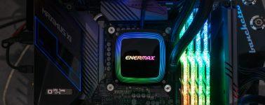 Review: Enermax AquaFusion 240