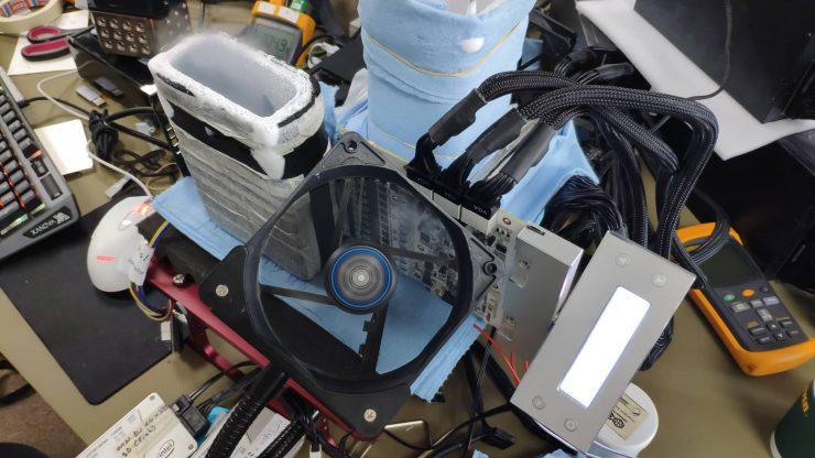 GALAX GeForce RTX 2080 Ti Hall of Fame OC LAB