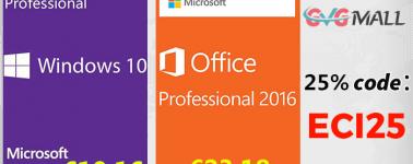 [Patrocinada] Llévate Windows 10 Pro de 64 bits por 10 euros