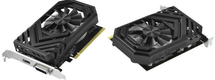 GeForce GTX 1650 Pegagus OC