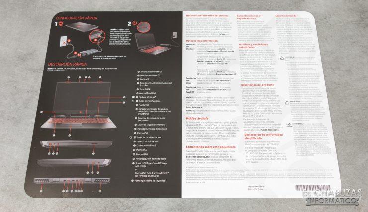 HP Omen 15-DC1000NS - Accesorios 1