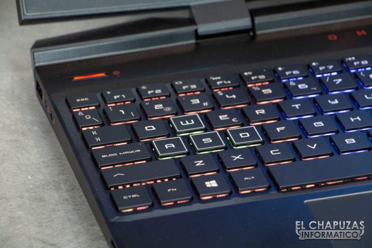 HP Omen 15-DC1000NS - Abierto 4