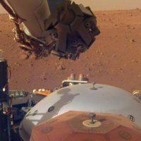 La sonda InSight de la NASA todavía no ha conseguido perforar el suelo de Marte
