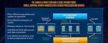 AMD se suma al CXL Consortium respaldando a Intel y su interconexión CXL