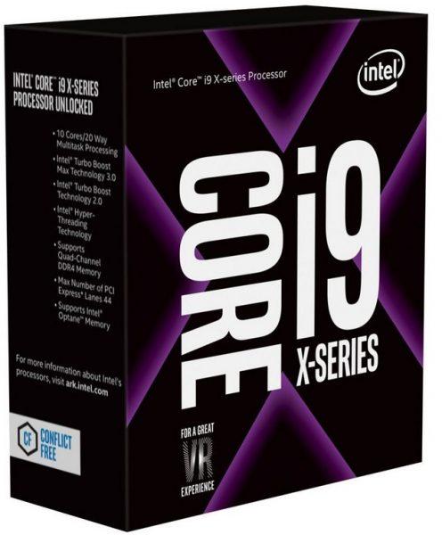 Intel Cascade Lake-X