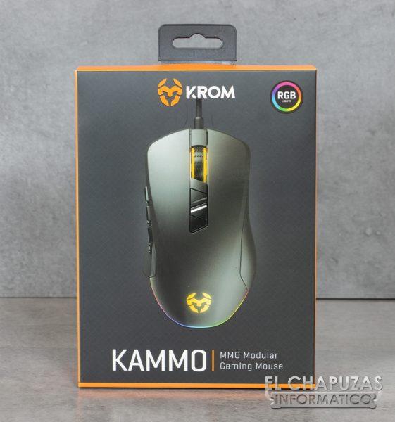 Krom Kammo - Embalaje 1