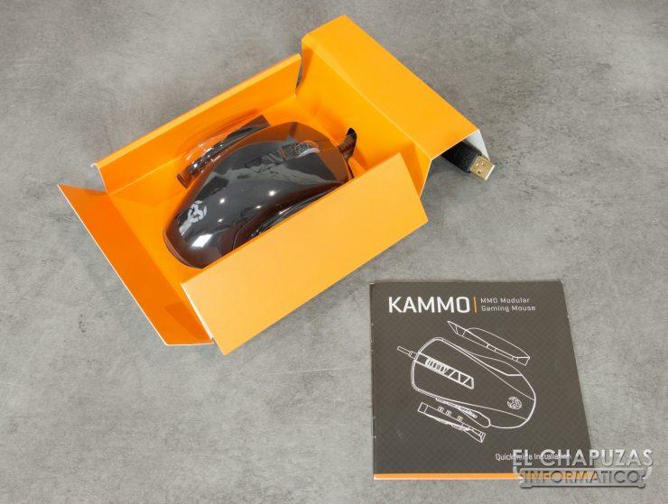Krom Kammo - Embalaje 5