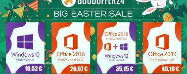[Patrocinada] Nueva ronda de descuentos en licencias de Windows y Office