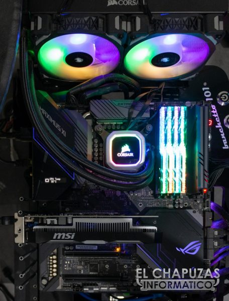 MSI GeForce GTX 1650 Ventus XS OC Edition - Equipo de Pruebas 1
