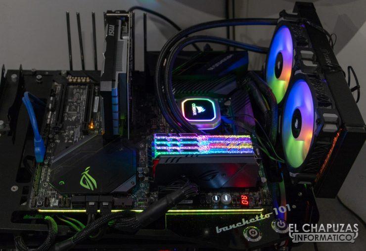 MSI GeForce GTX 1650 Ventus XS OC Edition - Equipo de Pruebas 2