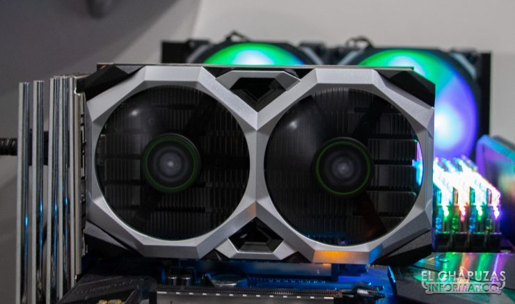 MSI GeForce GTX 1650 Ventus XS OC Edition - Equipo de Pruebas 3