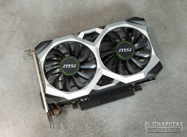 MSI GeForce GTX 1650 Ventus XS OC Edition