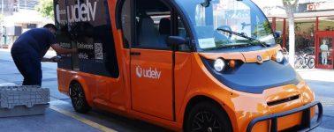 California aprueba la circulación de camiones ligeros autónomos