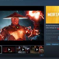 Mortal Kombat 11 es lo más vendido en Steam, pero también lo más críticado
