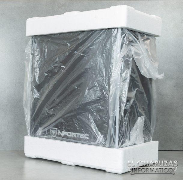 Nfortec Caronte Pro - Embalaje Interior