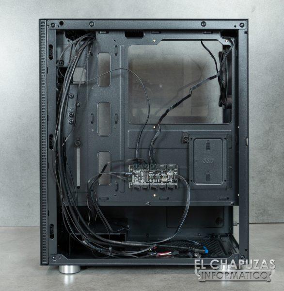 Nfortec Caronte Pro - Interior 7