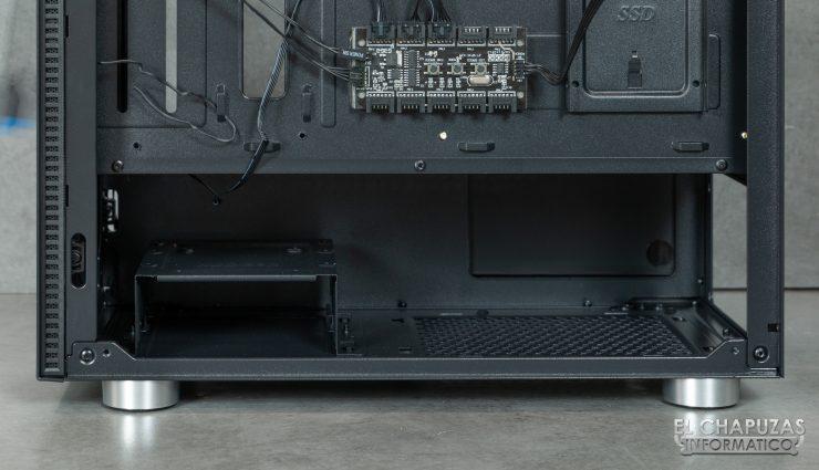 Nfortec Caronte Pro - Interior 8
