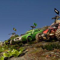 Notmycar, un Battle Royale de vehículos que aterriza en Steam de forma gratuita
