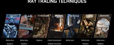 Los Nvidia GeForce 425.31 WHQL permiten a las GeForce GTX usar el RayTracing