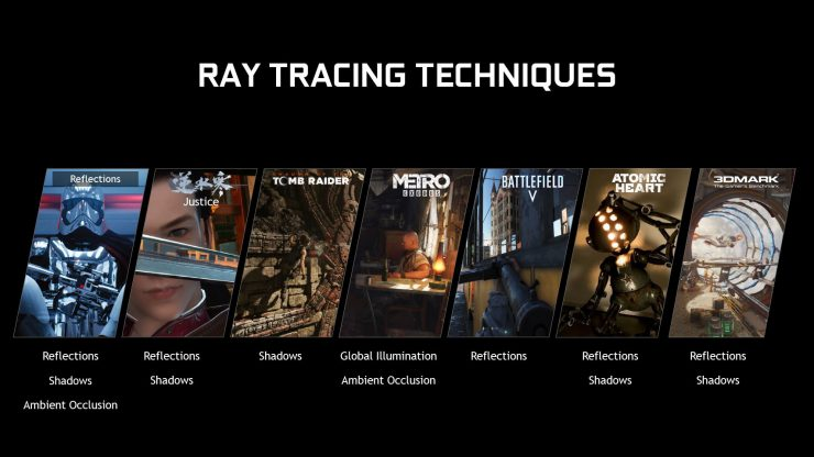 Nvidia RayTracing juegos 740x416 1