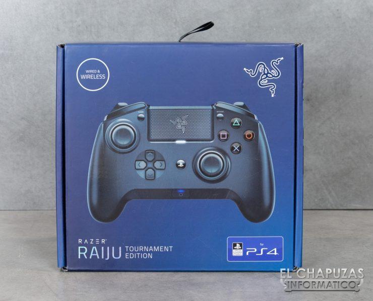 Razer Raiju Tournament Edition - Embalaje 1