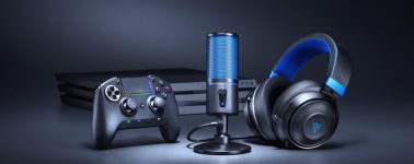 Razer lanza su micrófono Seirēn X pensando en los jugadores de PlayStation 4