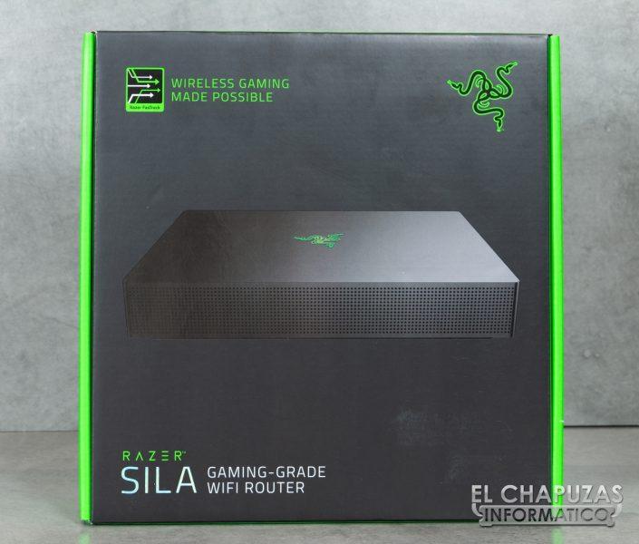 Razer Sila - Embalaje 1