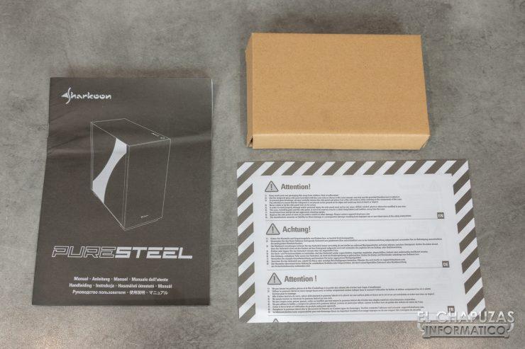Sharkoon Pure Steel RGB - Accesorios 1
