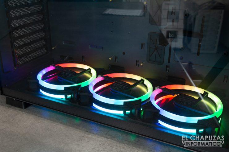 Sharkoon Pure Steel RGB - Exterior 2